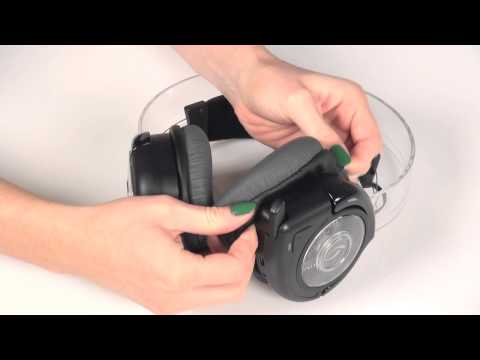 Afterglow Wireless Headset - How to Replace the Ear Cups.