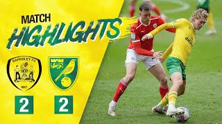 Highlights Barnsley 2 2 Norwich City MP3