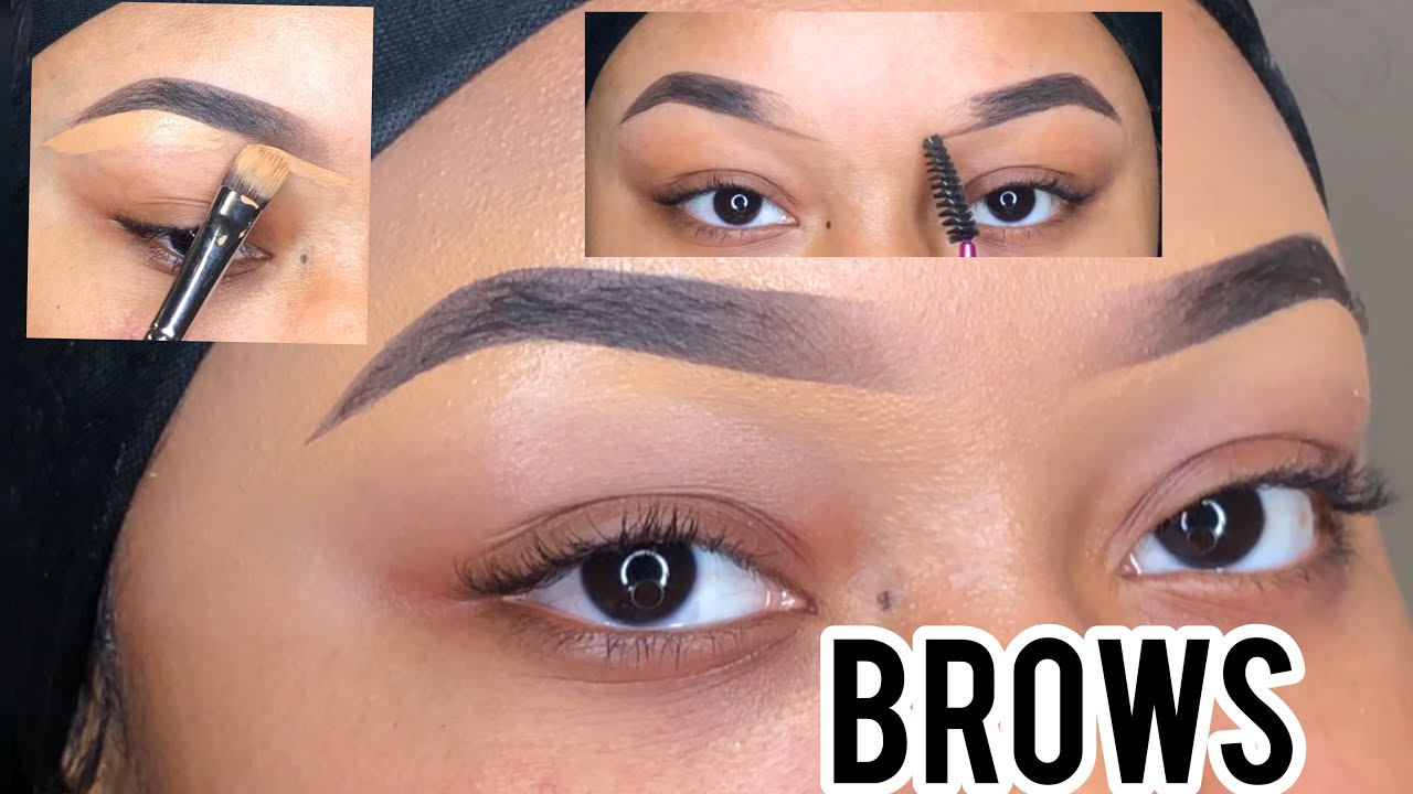 Download Eyebrow Tutorial: UPDATED ROUTINE