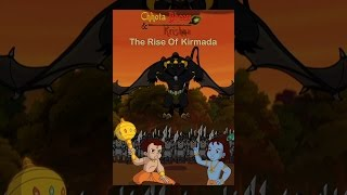 Chhota Bheem & Krishna in The Rise Of Kirmada