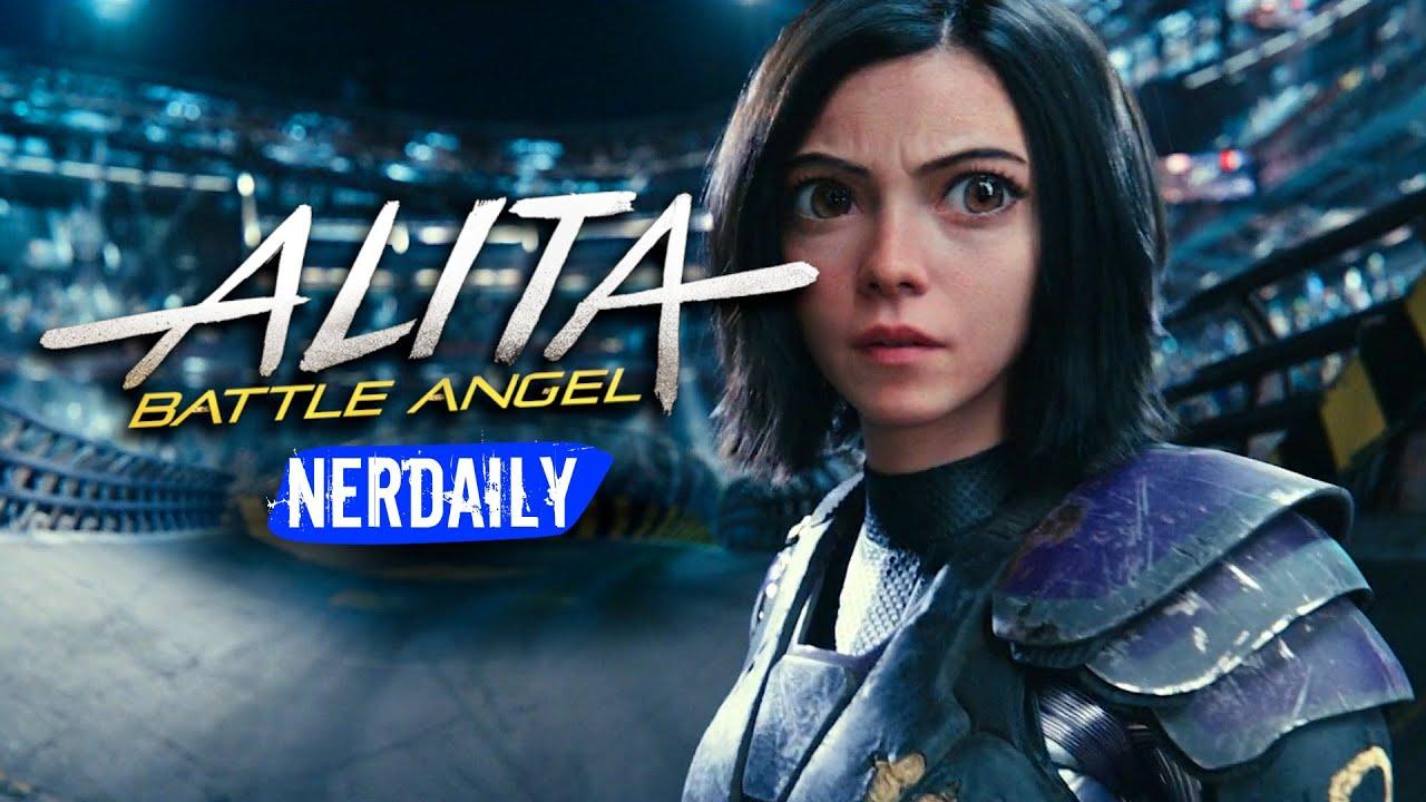 Download Alita Battle Angel EN 14 MINUTOS