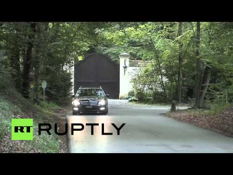 Switzerland: Schumacher returns home after nine months in hospital