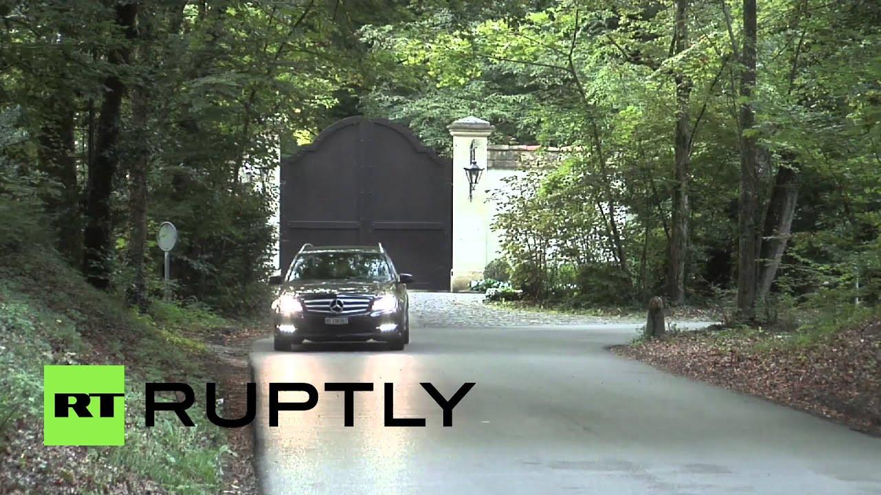 Switzerland Schumacher Returns Home After Nine Months In Hospital
