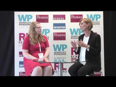 Reward Live 2016: Lucy Adams discusses HR people challenges