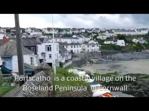 Über Portscatho zum St Anthonys Head und nach Portholland 26.06.2013