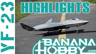 YF-23 BlitzRCWorks | Highlights | EDF Fighter Jet
