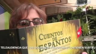 Libro: Cuentos de espantos y otros seres fantásticos del folclor colombiano.