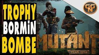Mutant Year Zero Guide: Bormin Bombe - Bormin Smash Trophy Achievement Guide YouTube Videos