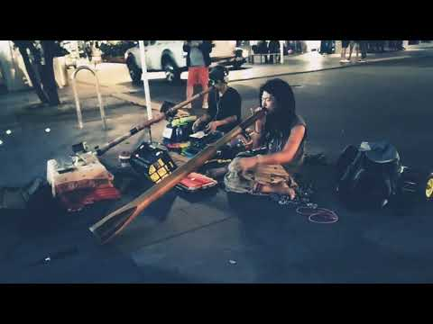 Street Musicians in Auckland