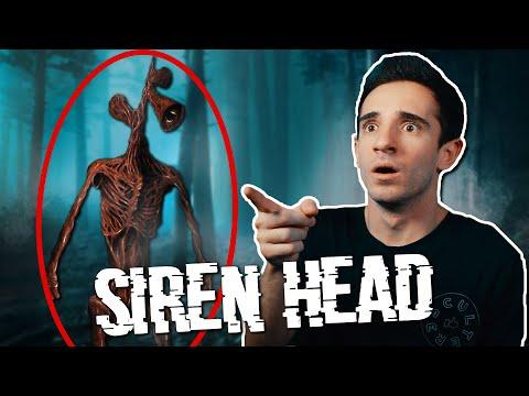 SIREN HEAD SIGHTING 2!