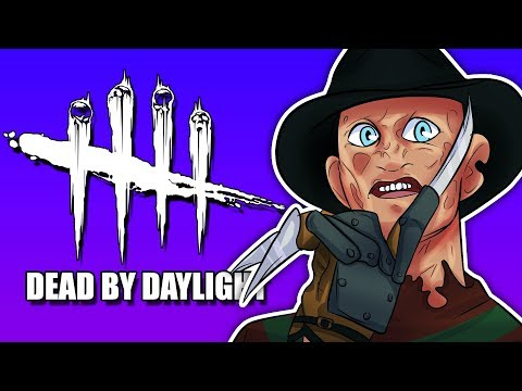 FREDDY KRUEGER! | Dead By Daylight - Nightmare On Elm Street DLC