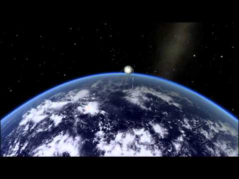 KSP historical launches: спутник-1 (Sputnik-1)
