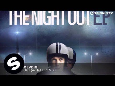 Martin Solveig  The Night Out ATrak Remix  Art