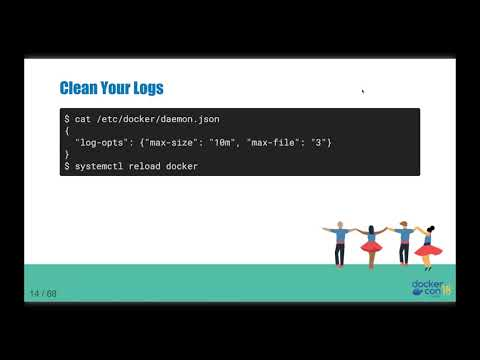 Tips and Tricks with Docker:  Lessons from the Experts