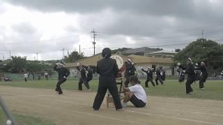 2017年井之川中学校 応援演舞