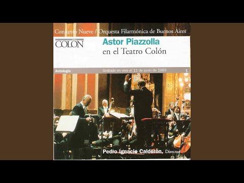 Concierto de Nácar Para Nueve Tanguistas y Orquesta Filarmónica: Allegro Marcato mp3