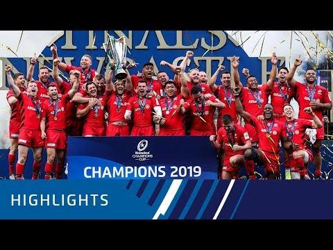 Leinster Rugby v Saracens Final Highlights 11.05.19