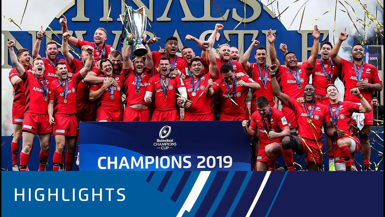 Leinster Rugby v Saracens Final Highlights 11.05.19 - YouTube