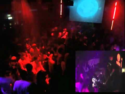 Marcus Intalex B2B Klute with Justyce - MetalHeadz - Live @ Cable London - 17-09-11.flv
