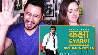 Zakir Khan  Bag Jama Sakte Hain  Stand Up Comedy  Reaction  Jaby Koay