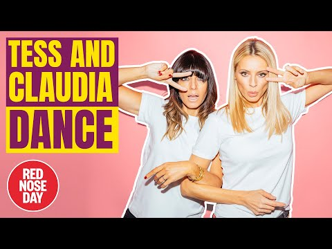 Claudia Winkleman & Tess Daly talk the Longest Ever Danceathon