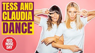 Claudia Winkleman & Tess Daly talk the Longest Ever Danceathon