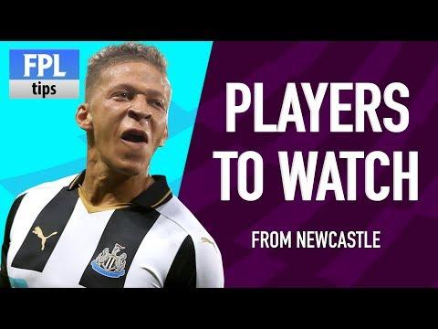 NEWCASTLE: PLAYERS TO WATCH   Pre-season 2017/18   Fantasy Premier League