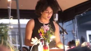 Poetry & Pie Night - Justice Ameer