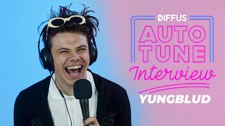 Yungblud reveals his love for Travis Scott & P!nk in the Auto-Tune Interview | DIFFUS