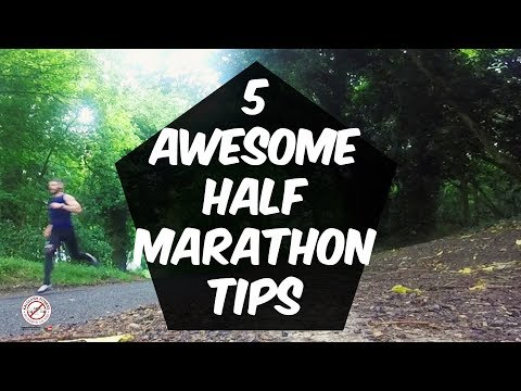 5 Half marathon tips for beginner runners on race day half marathon training tips