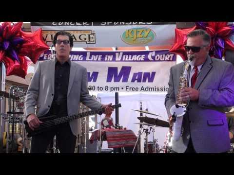 SLIM MAN... Montgomery Village... Santa Rosa... August 25th 2016