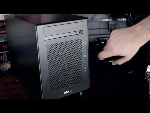 Lian Li PC-Q18 mini-ITX Case Review