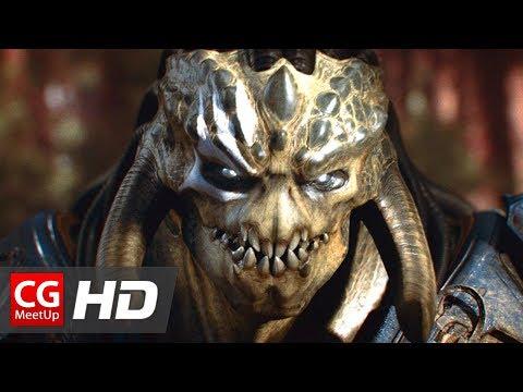 "CGI Sci-Fi Short Film: ""Lander"" By Han Yang | CGMeetup"