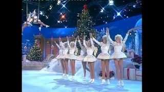 Fernsehballett des MDR als Weihnachtsengel (Orginal)
