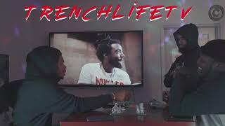 Mozzy -  I'll Never Tell Em Shit (TRENCHLIFETV) (REACTIONVIDEO)