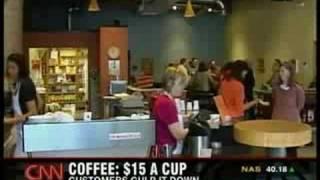 Stumptown Roasters selling $15 cup of coffee