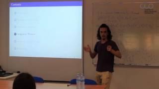 """Conferencia: """"Integración de funciones epi puntiagudas no convexas es espacios localmente convexos"""""""