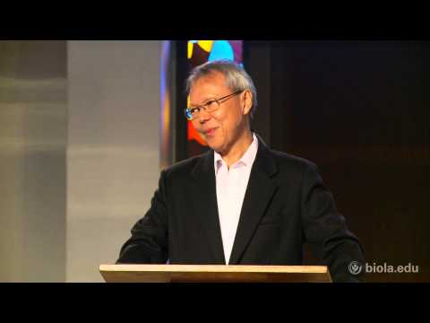 Simon Chan: Liturgical Training In Self-Forgetfulness [Biola University Chapel]