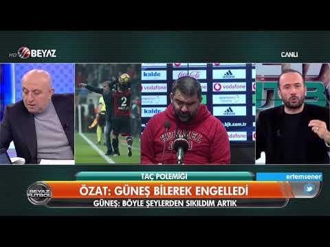 (..) Beyaz Futbol 10 Mart 2018 Kısım 2/4 - Beyaz TV