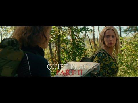 ΕΝΑ ΗΣΥΧΟ ΜΕΡΟΣ 2 (A Quiet Place Part II) – Trailer (greek subs)