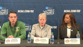 2016 NCAA DII Women's Basketball Pre-Championship Press Conference (Part 2)