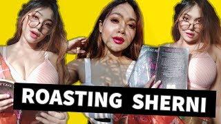 Once Again Roasting the Viral Girl Lovely Ghosh ft. Sherni the Bong Crush BBF