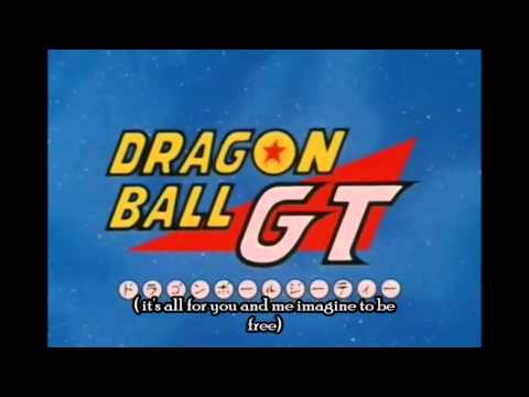 dragon ball gt sigla testo