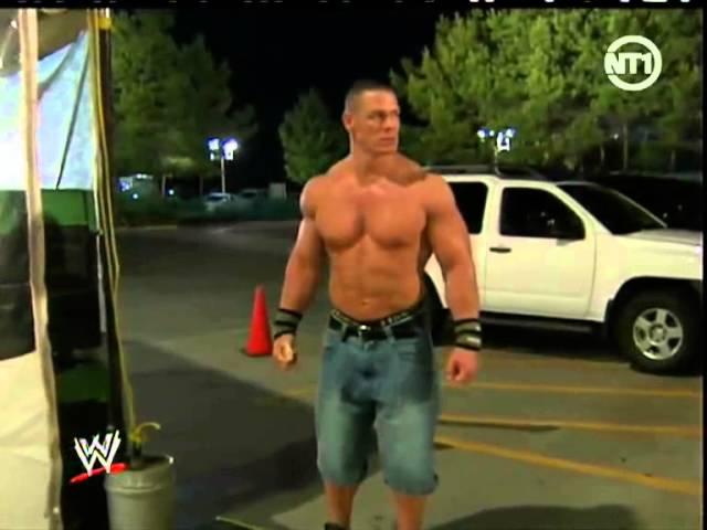 John Cena Vs JBL - Parking #1