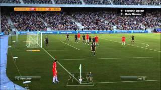 FIFA Soccer 12 [PC] Barcelona Vs Real Madrid