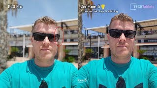 Redmi K20 Pro Vs Zenfone 6 Camera Comparison