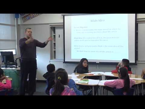 4th Grade Close Reading Part 1
