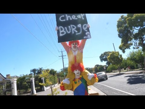 Ronald McDonald GETS FIRED