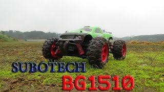 [Unboxing - TEST] SUBOTECH BG1510B 1/24 Full Scale High Speed 4WD Off Road Racer
