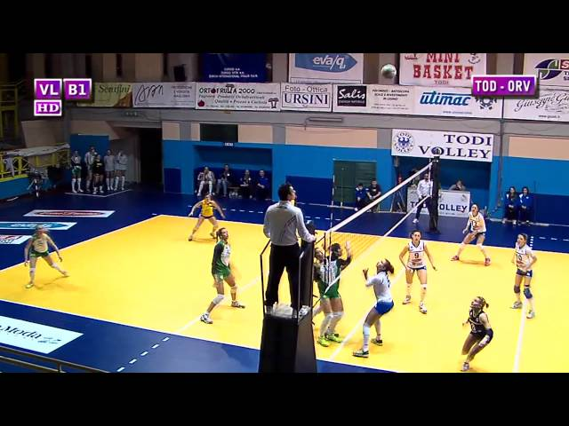 Todi vs Orvieto - 2° Set